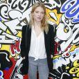 Mélanie Thierry - Présentation de la nouvelle collection maroquinerie Montblanc Urban Spirit à Paris le 21 juin 2016. © Olivier Borde / Bestimage