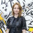 Audrey Marnay - Présentation de la nouvelle collection maroquinerie Montblanc Urban Spirit à Paris le 21 juin 2016. © Olivier Borde / Bestimage