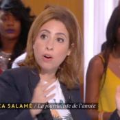 """Léa Salamé raconte la panne d'ONPC : """"C'était ubuesque, surréaliste et fou"""""""