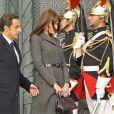 Nicolas Sarkozy tente un rapprochement...