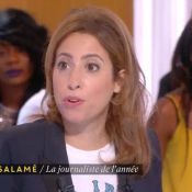 """Léa Salamé, son baiser avec Yann Moix : """"J'étais prête à aller sur la bouche !"""""""