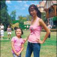 Phiang Pathou et sa fille Andanin