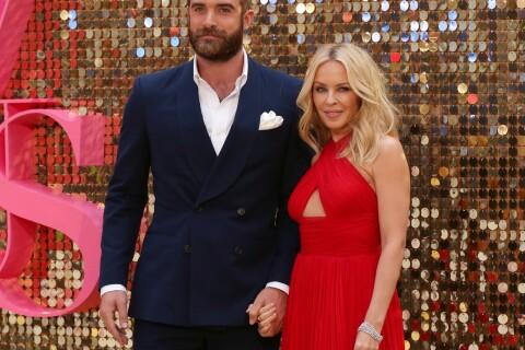 Kylie Minogue et son chéri, Kate Moss... : Sublimes pour une soirée ciné