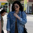 Kylie Jenner à Woodland Hills le 23 juin 2016