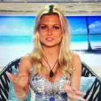 Zara Holland dans Love Island