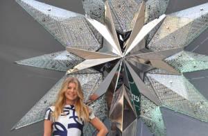 REPORTAGE PHOTOS : Fergie, très belle pour... ses 25 000 diamants !