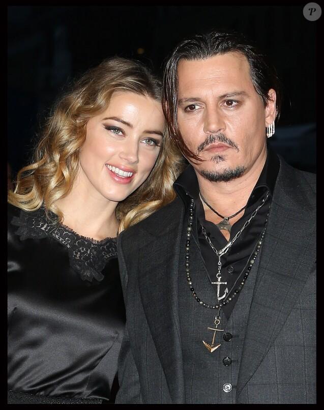 Johnny Depp Insulte Amber Heard Avec Son Tatouage Purepeople