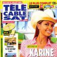Magazine Télé Cable Sat, en kiosques le 4 juillet 2016.
