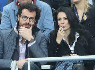 Marie Drucker et Mathias, Nagui et Mélanie : Les couples complices à l'Euro 2016