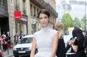 Fashion Week : Adriana Lima, spectatrice renversante du défilé Ralph & Russo