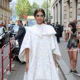 Sonam Kapoor arrive au Pavillon Cambon pour assister au défilé Ralph & Russo (collection Haute Couture automne-hiver 2016/2017). Paris, le 4 juillet 2016 © CVS-Veeren / Bestimage