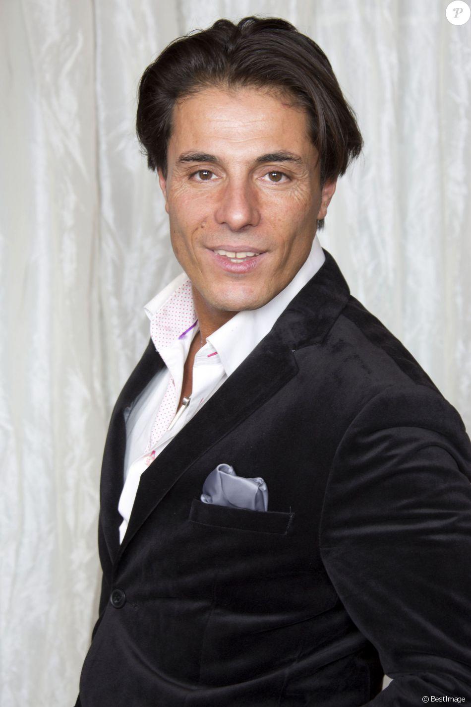 Exclusif - Giuseppe Polimeno, à Paris le 23 décembre 2013.