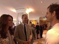 Kate Middleton et William : Heureux avec Andy Murray, entre jeunes parents