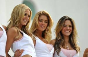 REPORTAGE PHOTOS : Heidi Klum, Miranda Kerr, Karolina Kurkova et toutes leurs fabuleuses copines, se retrouvent en... maillot de bain ! (réactualisé)