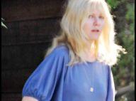 REPORTAGE PHOTOS : Quand Kirsten Dunst se laisse complètement aller...