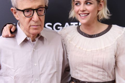 "Kristen Stewart : Quand Woody Allen lui a dit ""tu as l'air horrible""..."