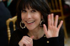 Sophie Marceau et Cyril Lignac :
