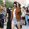 Kendall Jenner à New York, le 10 juillet 2016.