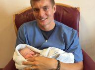 Toni Kroos (Real Madrid) papa : il présente fièrement sa fille