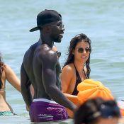 Bacary et Ludivine Sagna : Touristes comblés à Miami avec leurs deux garçons