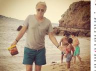 Franck Dubosc et ses fils : Vacances au soleil pour le plus drôle des papas !