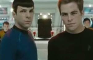 VIDEO : Zachary Quinto en Spock, Chris Pine en capitaine Kirk : le nouveau Star Trek débarque !