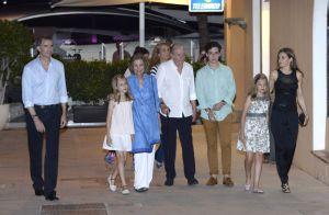 Felipe, Letizia et la famille royale : À Majorque, les vacances ont commencé !