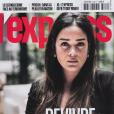 Lola Dewaere en couverture de L'Express, numéro du 3 août 2016.