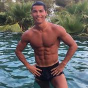 Cristiano Ronaldo : Le mystère de ses ongles de pied vernis...