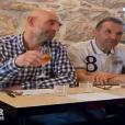 """Jean-Marc, Josian et Monique - """"L'amour est dans le pré"""", sur M6. Le 8 août 2016"""
