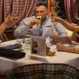 """Karine, Bruno et Laetitia - """"L'amour est dans le pré"""", sur M6. Le 8 août 2016"""