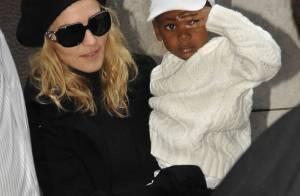 REPORTAGE PHOTOS : Madonna devient verte à New York, Guy Ritchie obtiendrait la garde partagée...
