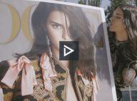 Kendall Jenner : Heureuse nouvelle pour le supertop en Vogue !
