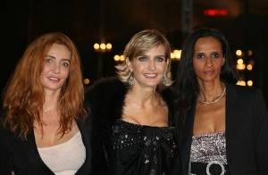 REPORTAGE PHOTOS : Quand la belle Anne Parillaud illumine la nuit marocaine...