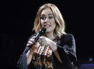Adele : Enceinte ? Elle répond en plein concert !