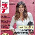 Magazine Télé 7 Jours, en kiosques le 22 août 2016.