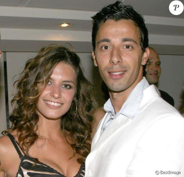 Exclusif - Laetitia Milot et son mari en 2007.