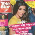 Magazine Télé Star en kiosques le 22 août 2016.