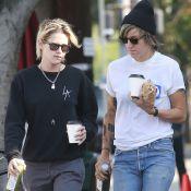 Kristen Stewart : Petit déj avec son amoureuse