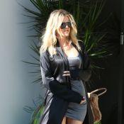 Khloé Kardashian : Contrariée, la starlette craint pour la vie de Lamar Odom