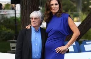Bernie Ecclestone, patron de la F1, pas vraiment au courant de la demande de divorce de sa femme ??