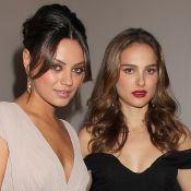 """Natalie Portman et Mila Kunis encouragées à se détester : """"On était épuisées"""""""