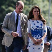 Kate Middleton, chic et bronzée pour sa rentrée, balance sur George et son bazar