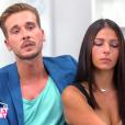 Julien et Sophia dans Secret Story 9 le 26 août 2016.