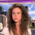 Juliette sur le plateau des Anges de la télé-réalité - Le Mag le mercredi 23 novembre 2011