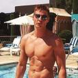 Matthieu Delormeau sur son compte Instagram