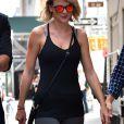 Taylor Swift en tenue de sport dans les rues de New York Le 26 août 2016
