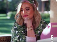 """Khloé Kardashian divorcée esseulée : """"Dans la famille, tout le monde s'en fiche"""""""