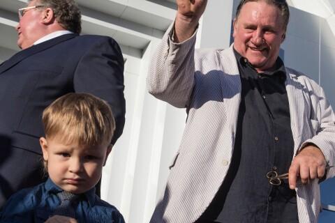 Gérard Depardieu : Plus russe que jamais !