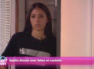 Secret Story 10 : Jalousie entre Sophia et Julien, grosse gaffe des jumelles